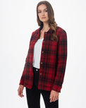 Image of product: Flannel Utility Jacket