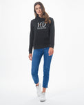 Image of product: Women's Tentree Logo Classic Hoodie