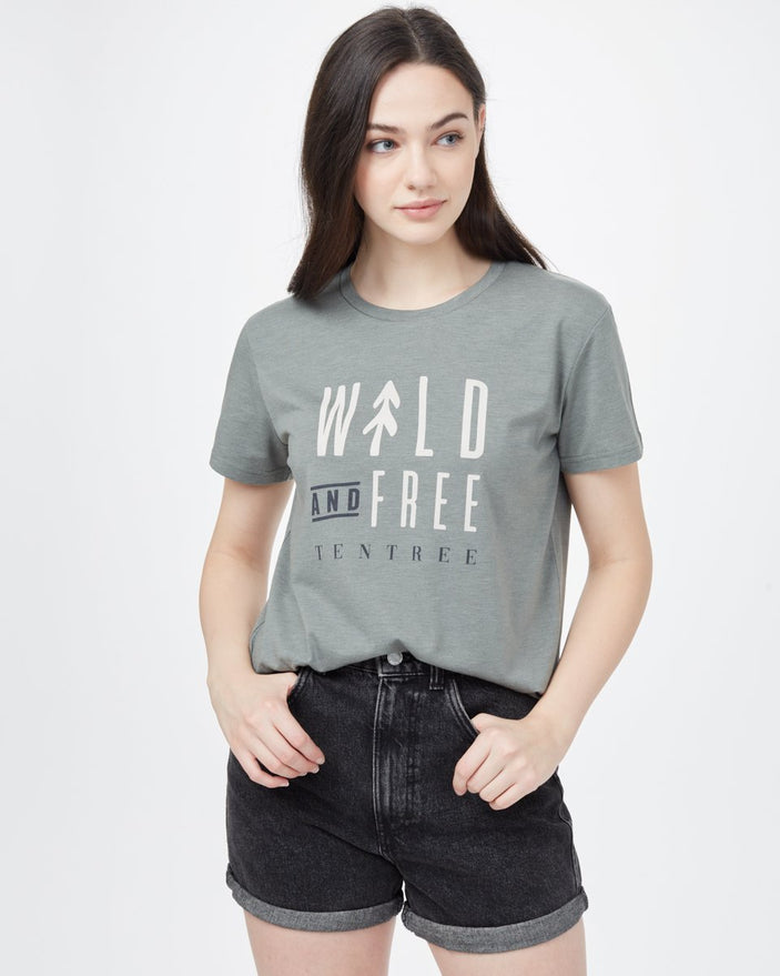 Image of product: Wild and Free T-Shirt