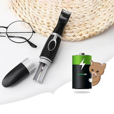2020 NEW Noise-free designer pet hair clipper - ecocowild