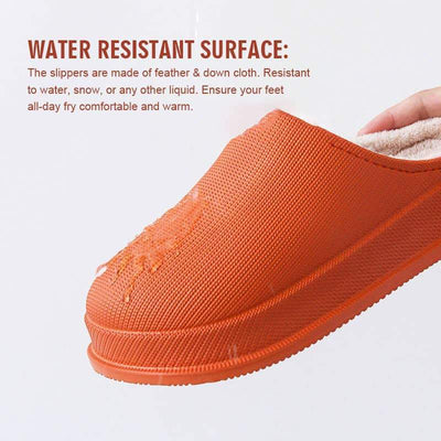 Waterproof Non-Slip Home Slippers - ecocowild
