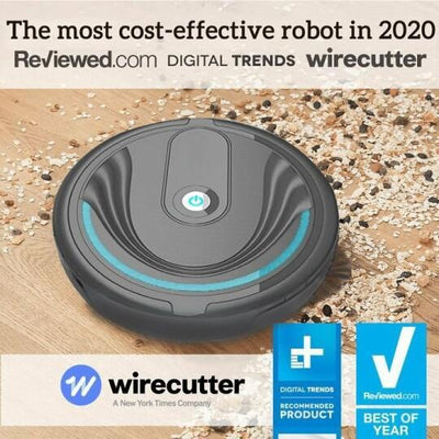 Christmas Presale🎉70% OFF🎉-ES300 All-in-one Robot for Sweeping, Mopping and Vacuuming - ecocowild