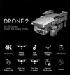 Free Shipping Best Foldable Drone With 4K HD Camera - ecocowild