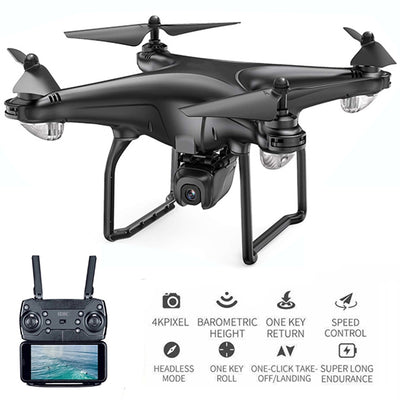 2020 New 4K Camera Rotation Waterproof Professional RC Drone - ecocowild