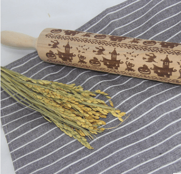🎅Christmas Sale🌹3D ROLLING PIN - ecocowild