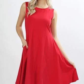 High Country A-Line Dress