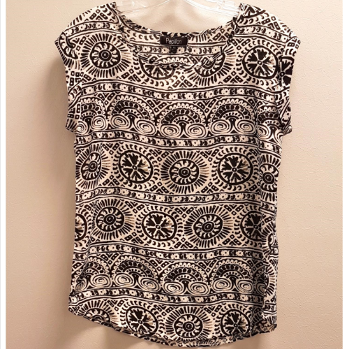 Papillon Printed Blouse