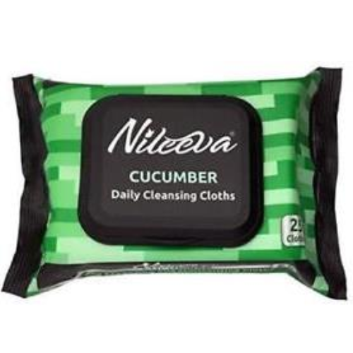 Nileeva Visage Daily Cleansing Cloth
