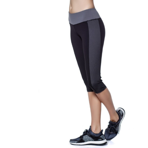 Covert Mesh Capri Pants