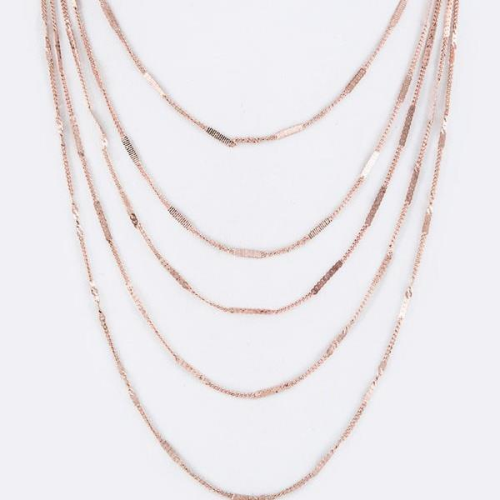Layer Chain Necklace