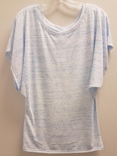 Load image into Gallery viewer, Flowy Draped Dolman Tee