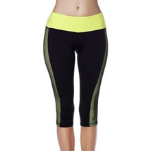 Load image into Gallery viewer, Covert Mesh Capri Pants