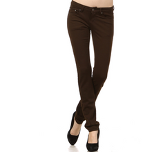 Load image into Gallery viewer, Ponte Solid Skinny Pants