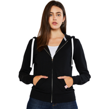 Load image into Gallery viewer, French Terry Zip Jacket