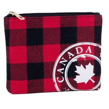 Load image into Gallery viewer, Canada Stamp Pouch