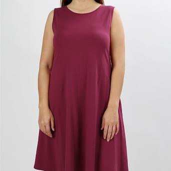 Plus High Country A-Line Dress
