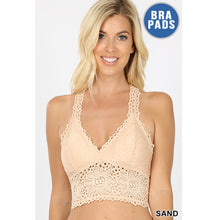 Load image into Gallery viewer, Stretch Lace Bralette