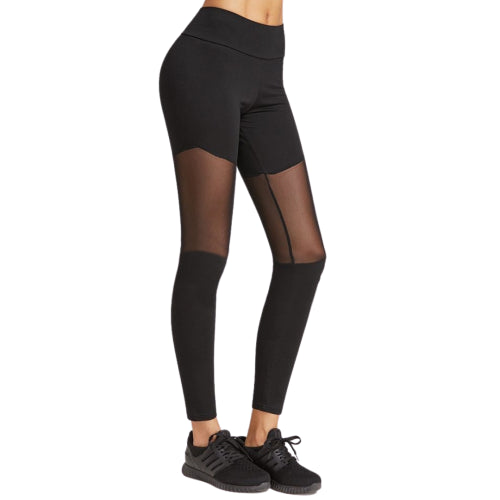 Mesh Adventure Sports Leggings