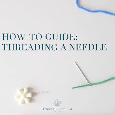 How-To: Threading a Needle