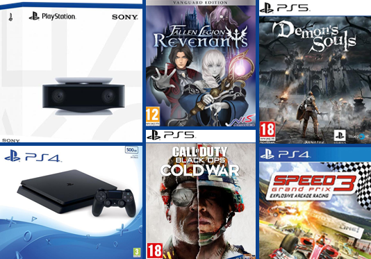 All consoles&games