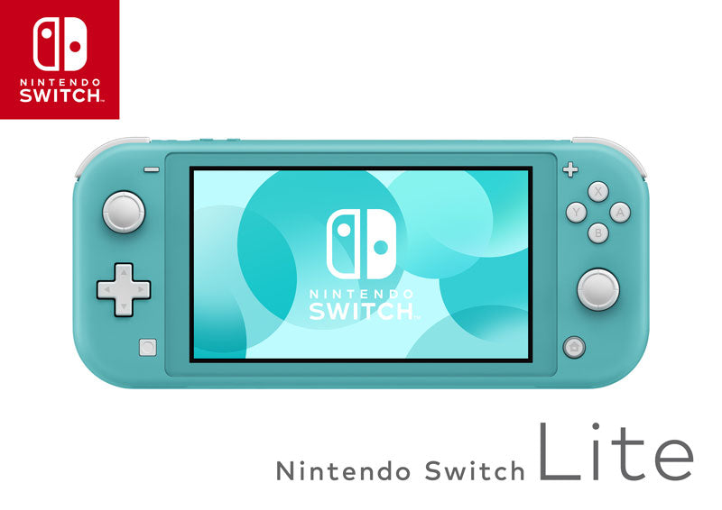 Nintendo Switch Lite Console - Turquoise (Switch)