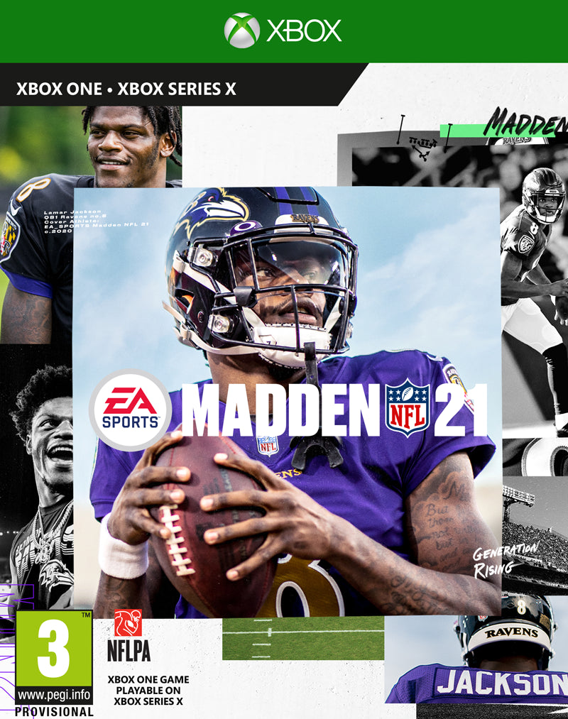 Madden 21 (Xbox One)