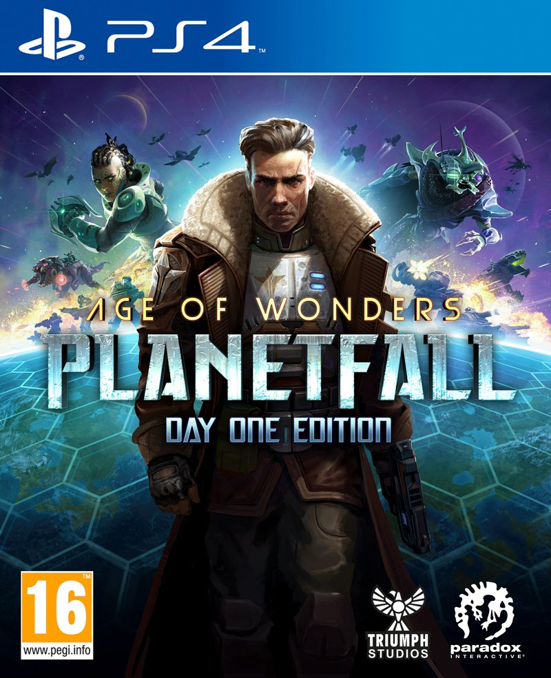 Age of Wonders Planetfall Day One Edition (PS4)