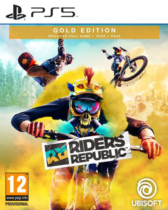 Riders Republic - Gold Edition (PS5)