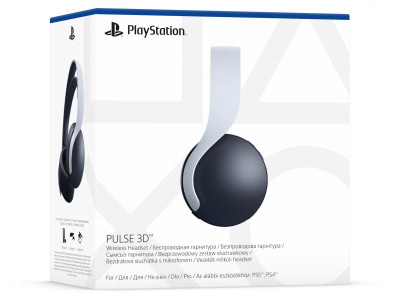 PlayStation 5 Pulse 3D Wireless Headset (PS5)