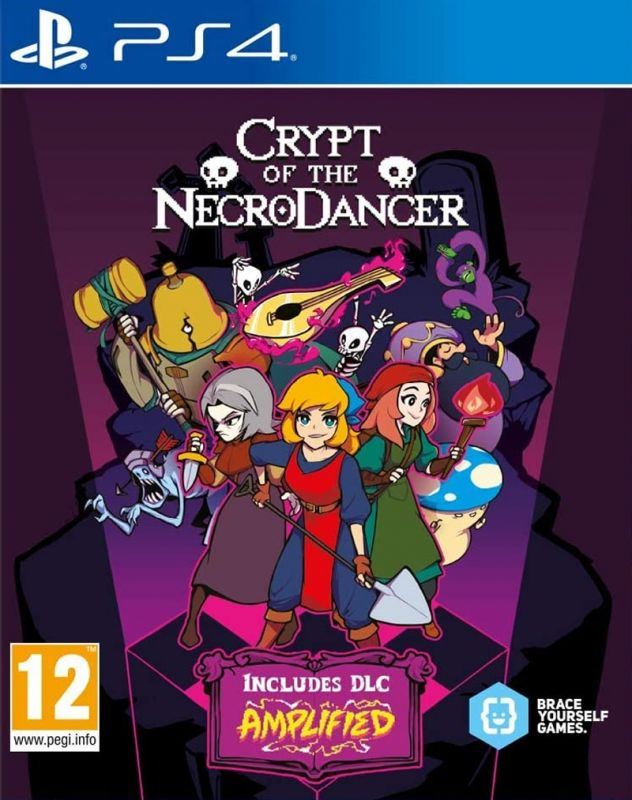 Crypt Of The NecroDancer (PS4)