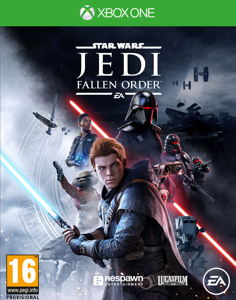 Star Wars Jedi Fallen Order (Xbox One)