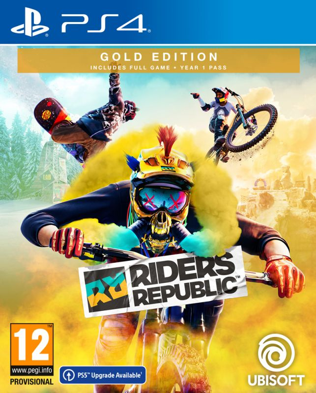 Riders Republic - Gold Edition (PS4)