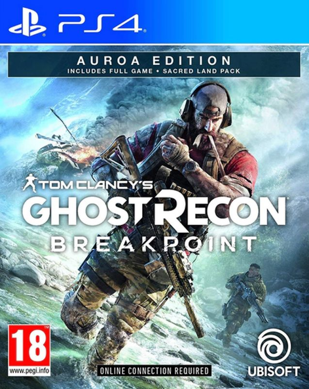 Ghost Recon Breakpoint: Auroa Edition (PS4)