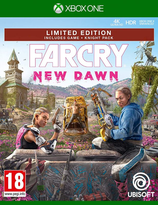 Far Cry: New Dawn - Limited Edition (Xbox One)