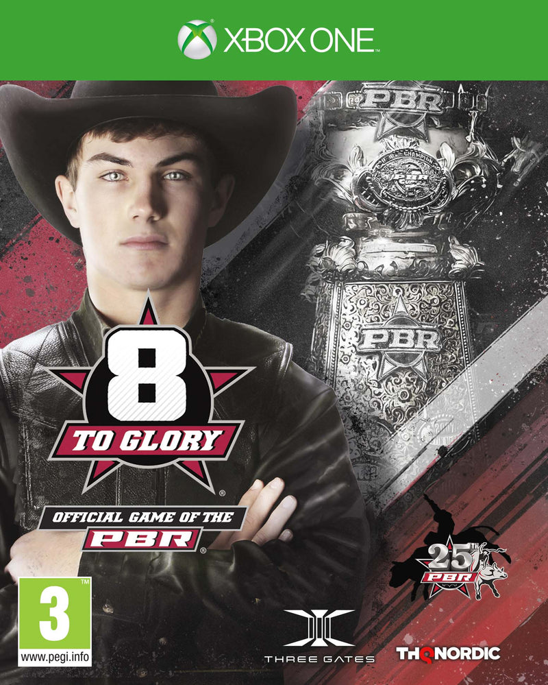 8 To Glory - Bull Riding (Xbox One)