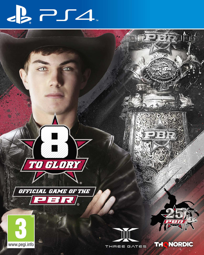 8 To Glory - Bull Riding (PS4)