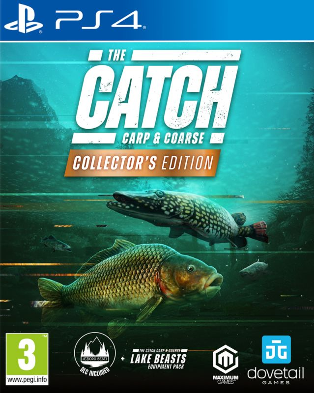 The Catch: Carp & Coarse - Collector's Edition (PS4)