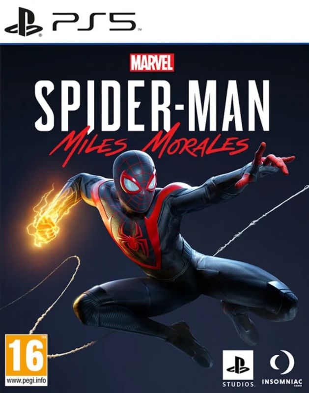 Marvel's Spider-Man Miles Morales (PS5)