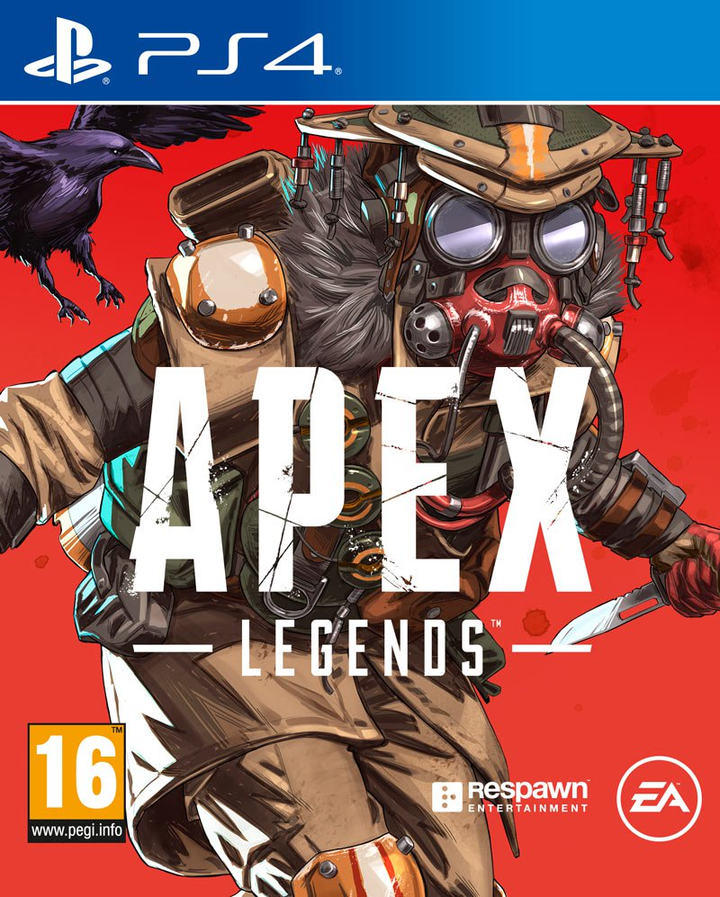 Apex Legends: Bloodhound Edition (PS4)