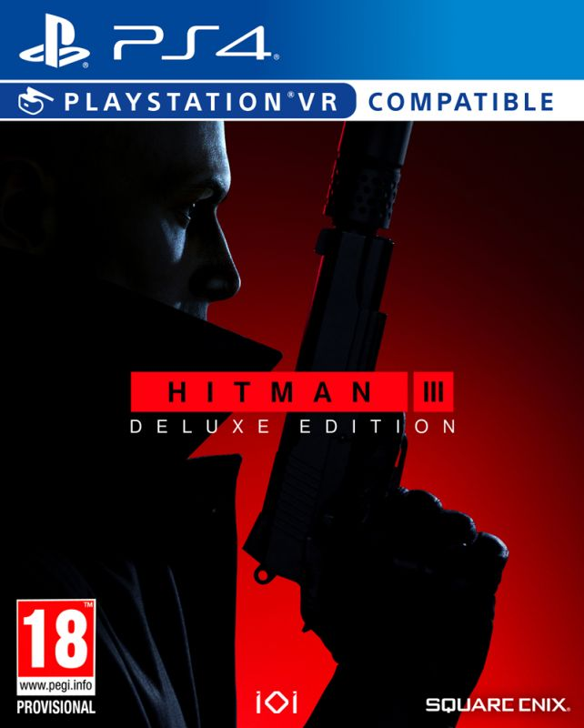 Hitman III Deluxe Edition (PS4)