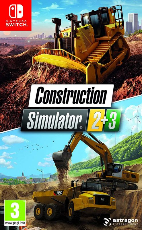 Construction Simulator 2+3 Switch Bundle (Switch)
