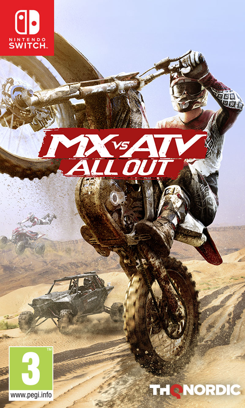 MX vs. ATV All Out! (Switch)
