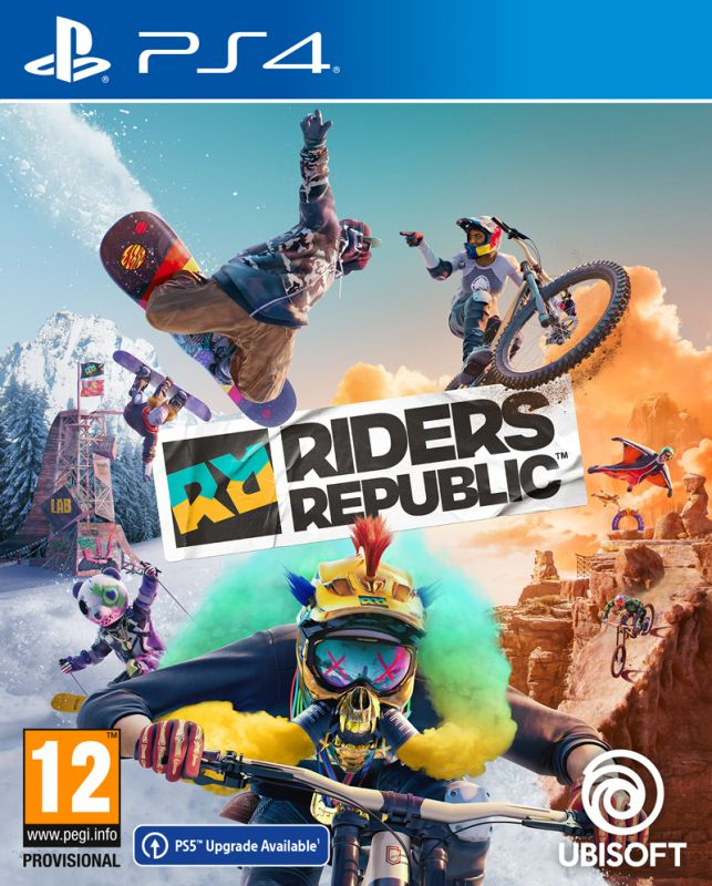 Riders Republic (PS4)