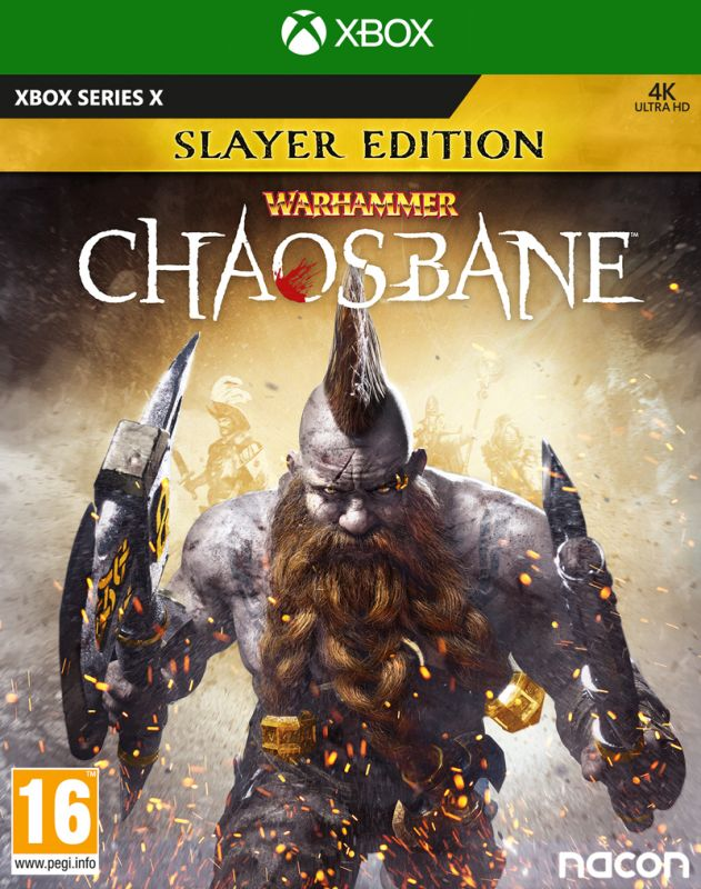 Warhammer Chaosbane: Slayer Edition (Xbox Series X)