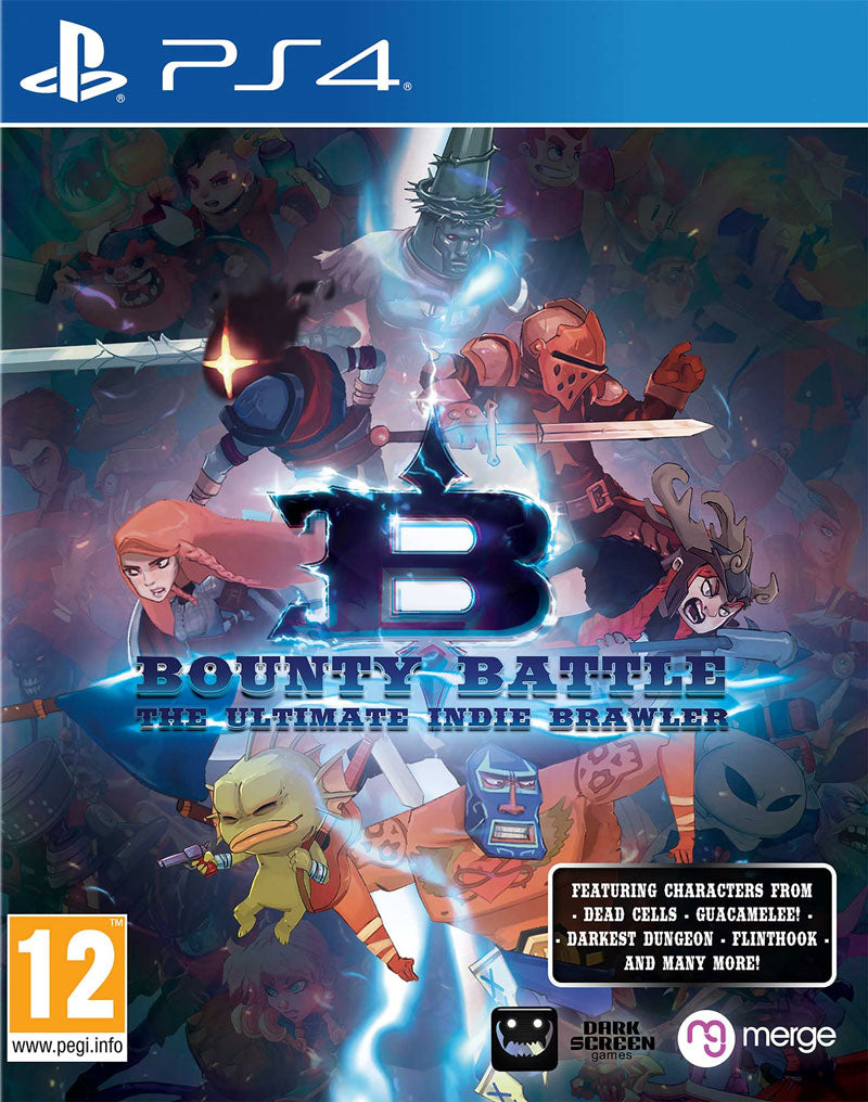 Bounty Battle: The Ultimate Indie Brawler (PS4)