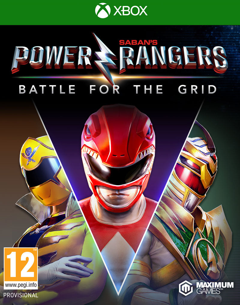 Power Rangers: Battle for the Grid - Collector's Edition (Xbox One)