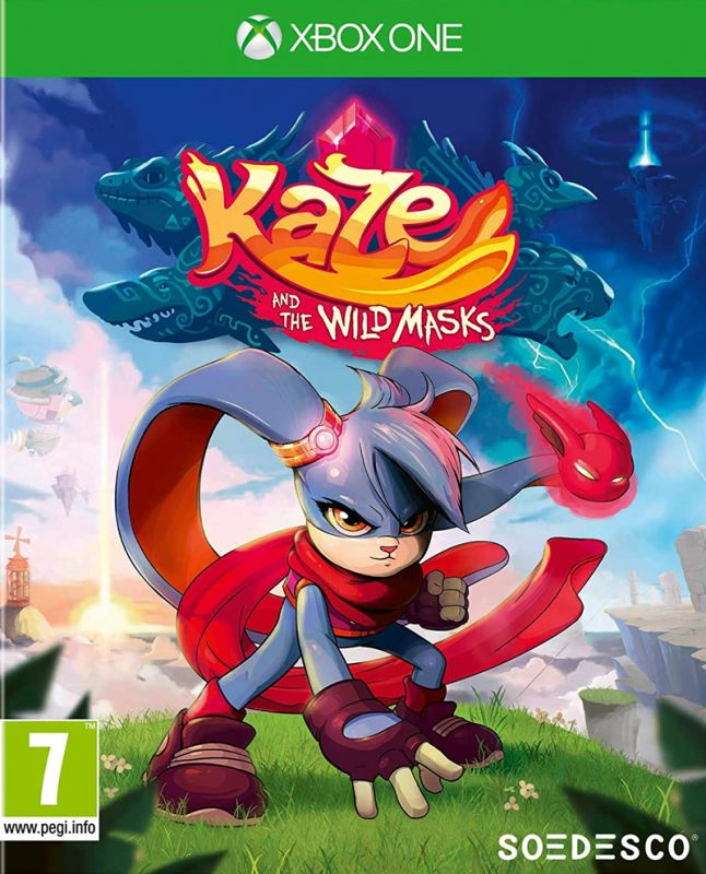 Kaze And The Wild Masks (Xbox One)