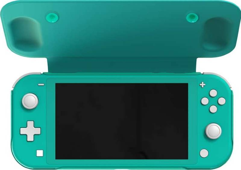 Flip Case Turquoise N-Switch Lite