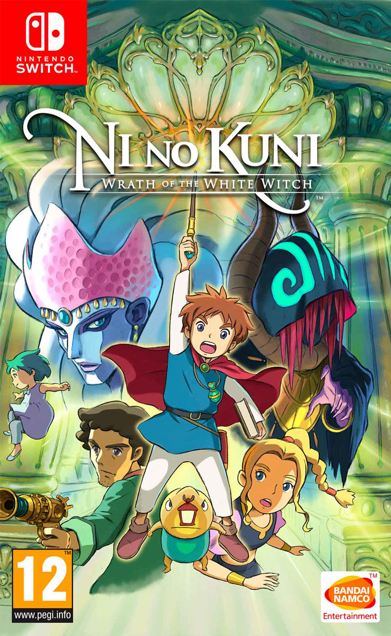 Ni No Kuni Wrath of the White Witch (Switch)