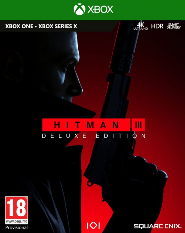 Hitman III Deluxe Edition (Xbox One)